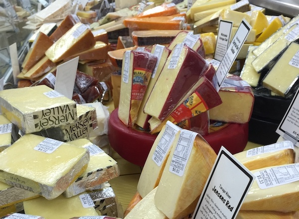 Beautiful cheeses and more deli goods from the Illawarra's best source